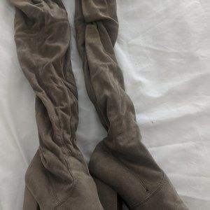 Steve Madden Shoes - Steve Madden Over the Knee Boots Sz 7 - LIKE NEW!
